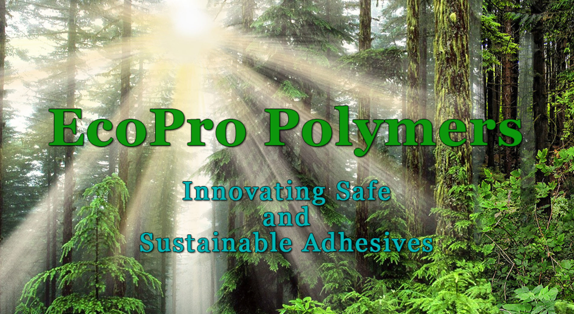 EcoPro Polymers